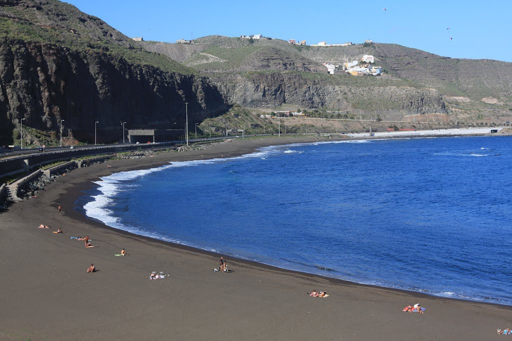 La Laja Beach Las Palmas Gran Canaria