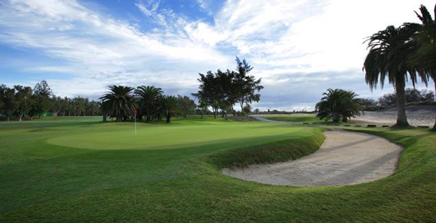 Maspalomas Golf Course Gran Canaria