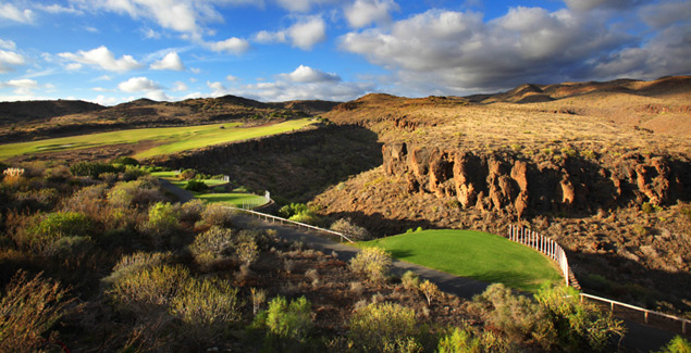 Salobre Norte Golf Course Gran Canaria