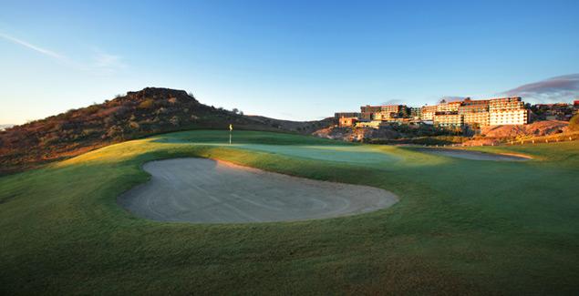 Salobre Sur Golf Course Gran Canaria