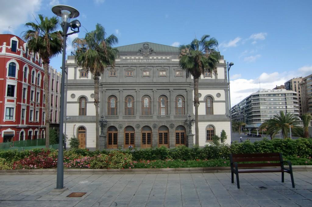 Teatro Perez Galdos Las Palmas