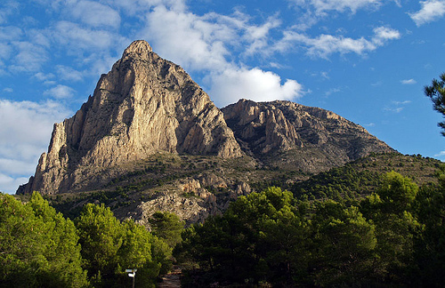 Puig Campana Mountain Costa Blanca