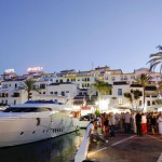 Shopping in Puerto Banus Marbella