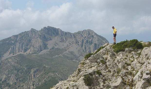 Sierra de Aitana Mountain Costa Blanca