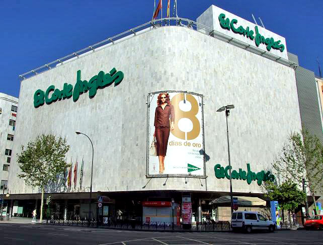 Shopping Alicante Shopping Center El Corte Ingles Alicante