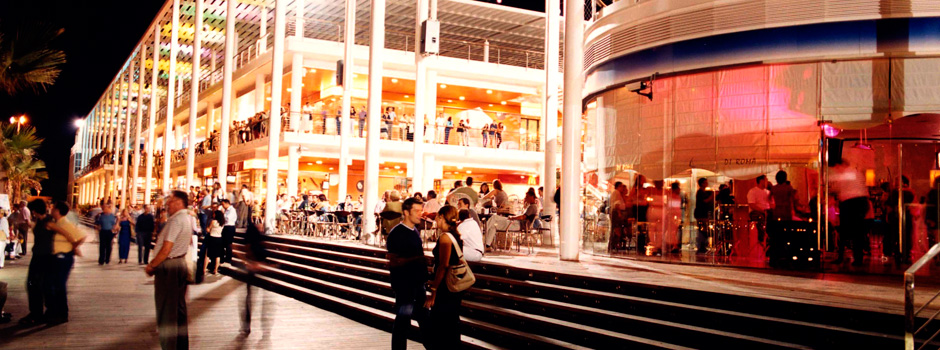 Shopping Center Panoramis Alicante