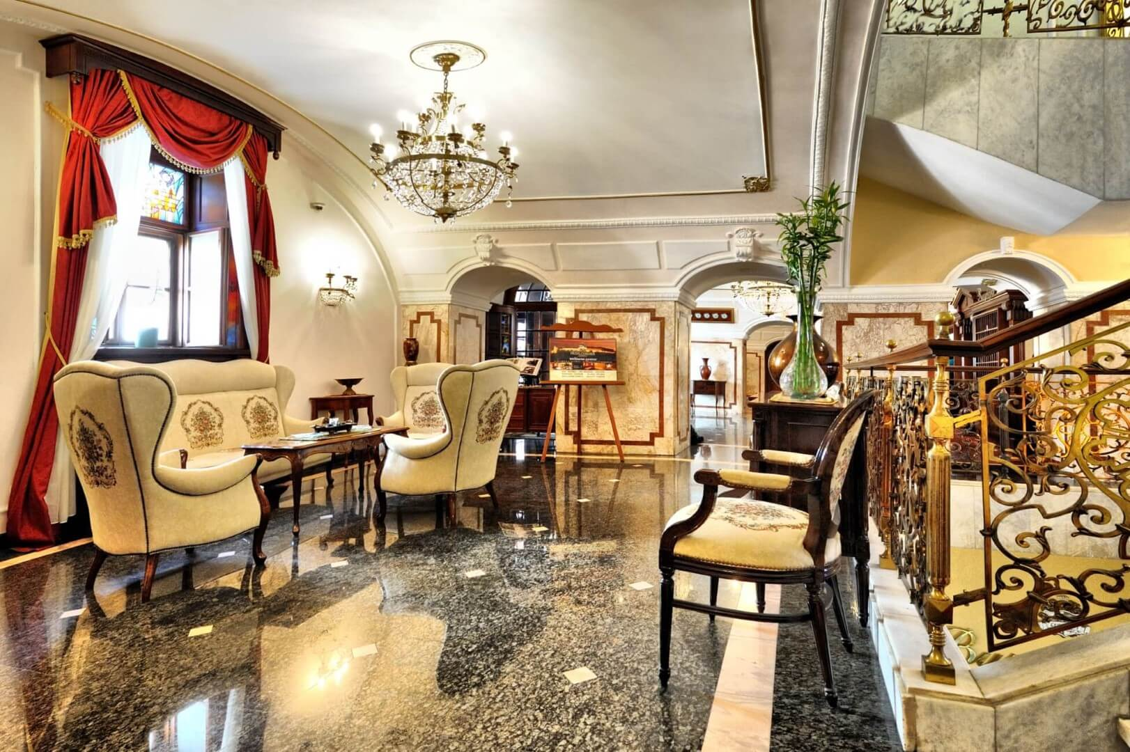 16 most cheapest five star hotels in Europe