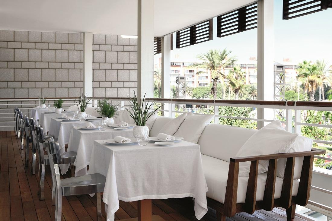 Enoteca Barcelona's Michelin Star Restaurant