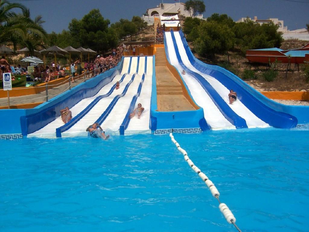 Aqua Park Rojales in Alicante province