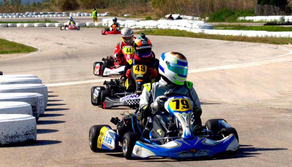 Go-karting in Alicante