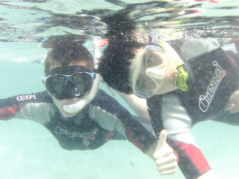 Snorkel Safari in Alicante