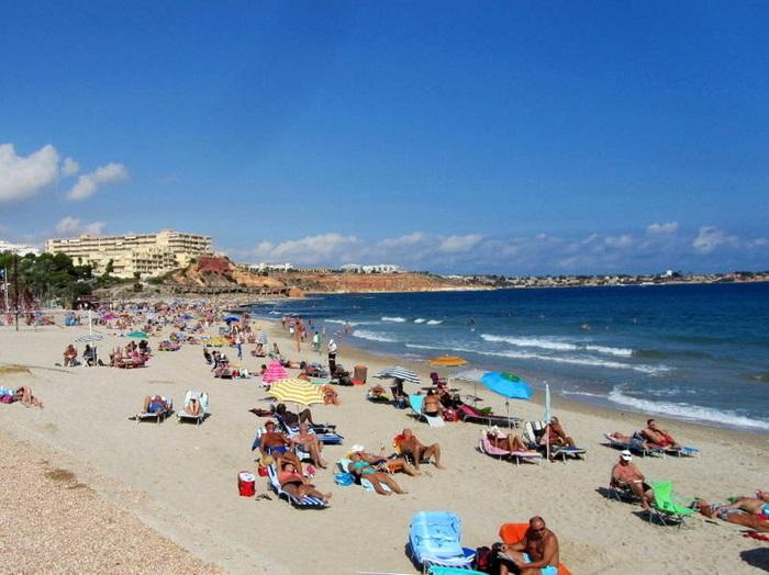 Climate in Alicante