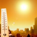 Temperatures in Alicante