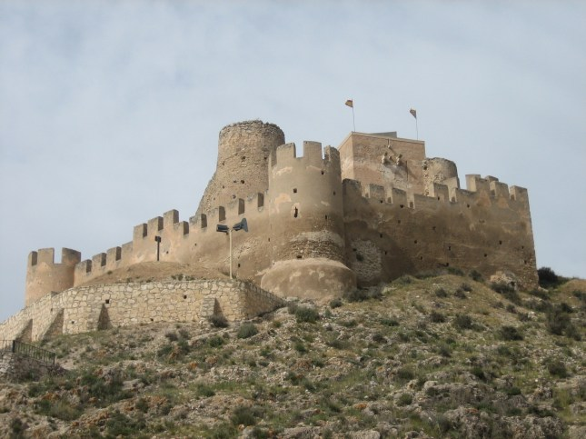 Castillo de San Fernando in Alicante