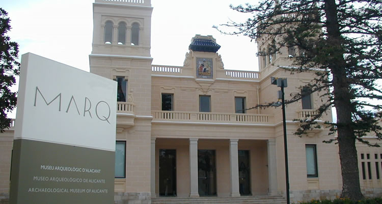 Marq Museo Arqueologico Provincial in Alicante