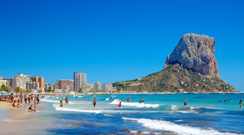 Calpe in Alicante Province