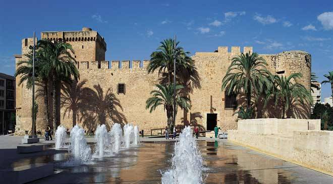Elche in Alicante Province