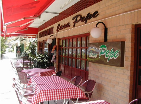 Restaurant Casa Pepe in Alicante