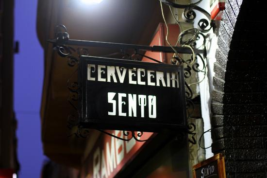 Restaurant Cerveceria Sento in Alicante