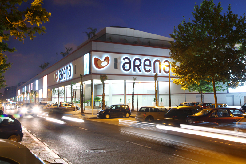 Arena Shopping Centre Valencia