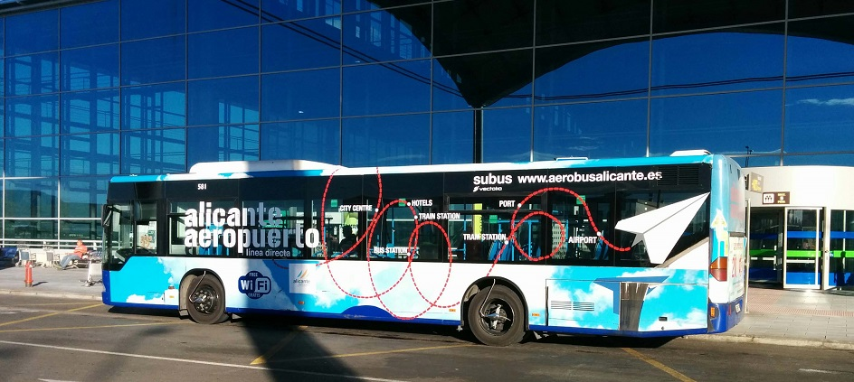 Buses Alicante Airport