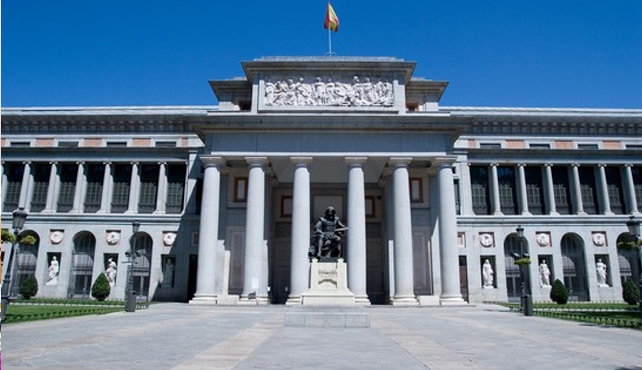 Museo del Prado in Madrid