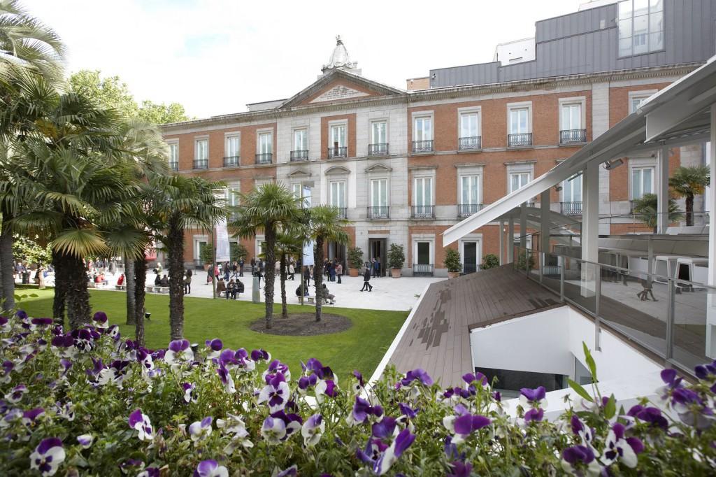 Thyssen Museo in Madrid