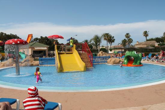 Flamingo Aquapark in Torrevieja