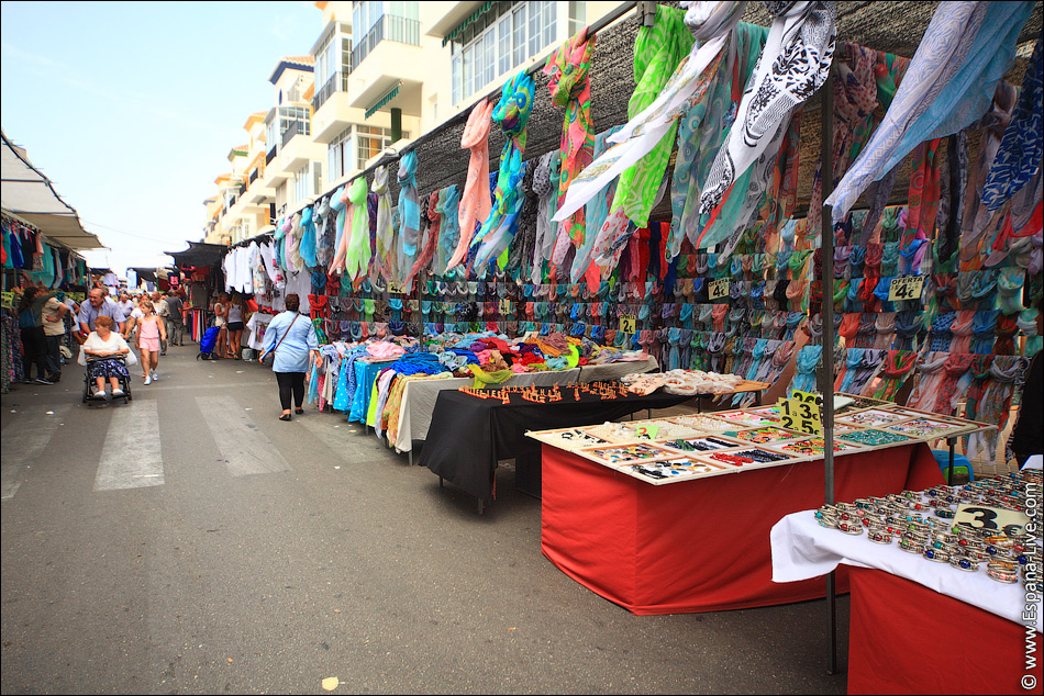 Markets in Torrevieja
