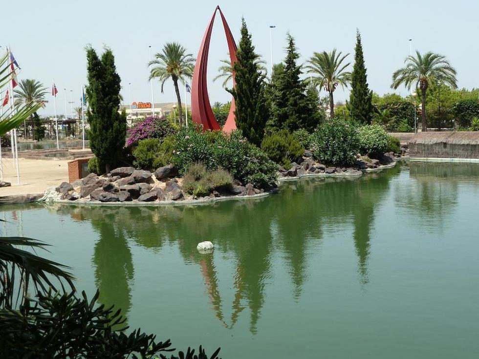 Parque de Las Naciones in Torrevieja