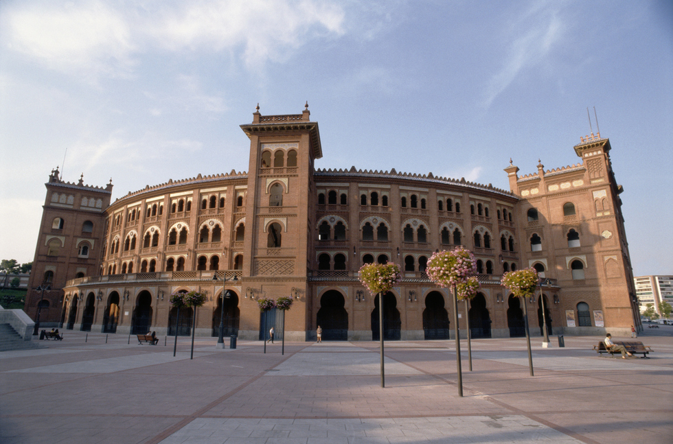 Plaza de Toros de las Ventas in Madrid