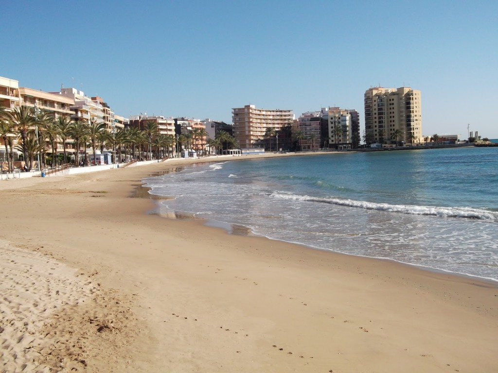 Playa El Cura in Alicante