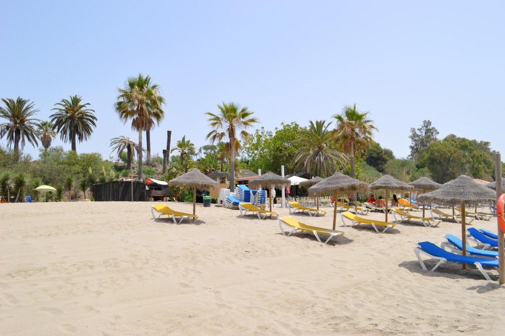 Bounty Beach in Marbella