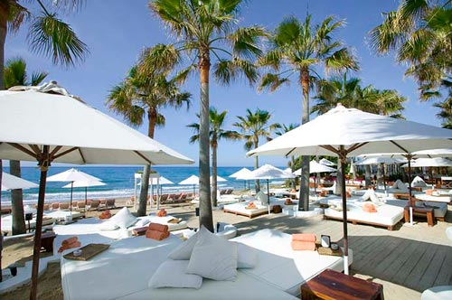 Nikki Beach in Marbella
