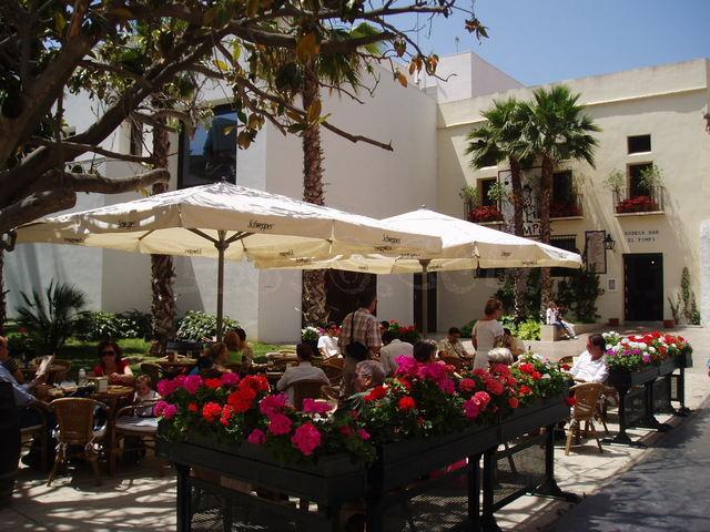 El Pimpi in Malaga