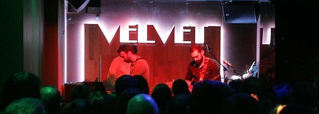 Velvet Club in Malaga