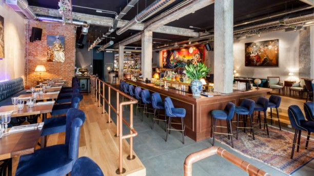 Restaurant Arts Club Madrid