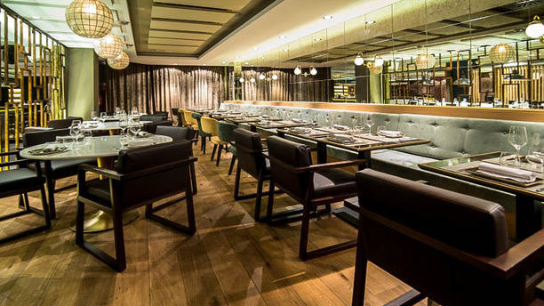 Restaurant Eccola in Madrid