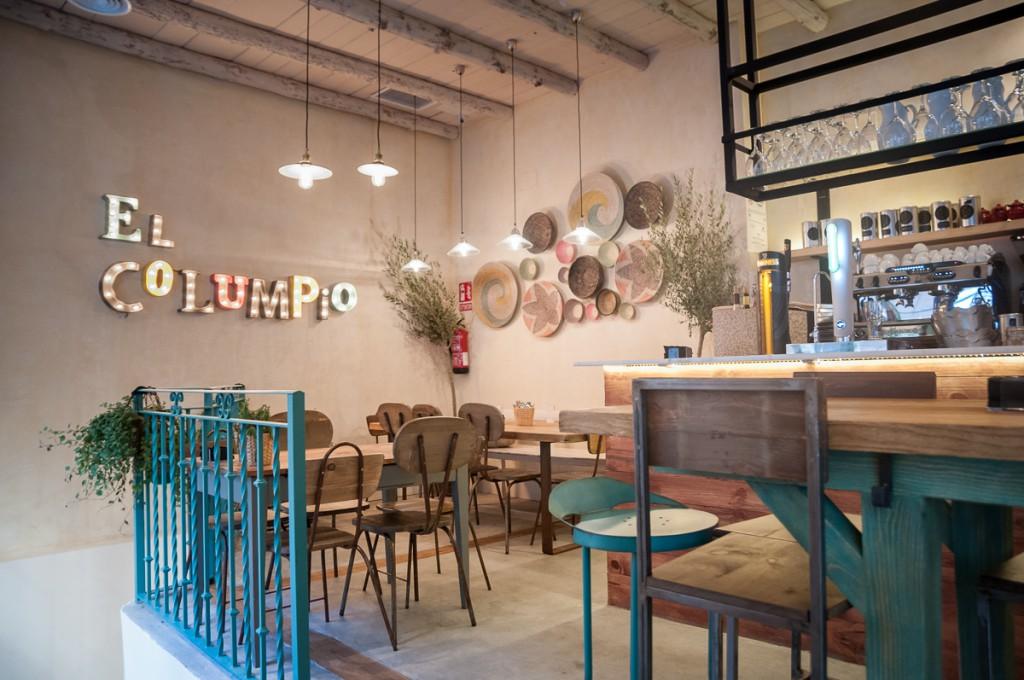 Restaurant El Columpio in Madrid