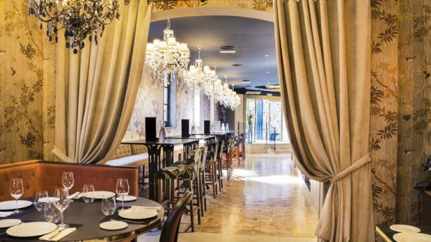 Restaurant Kuche in Madrid