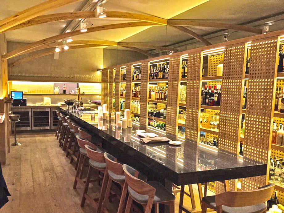 Restaurant La Bien Aparecida in Madrid