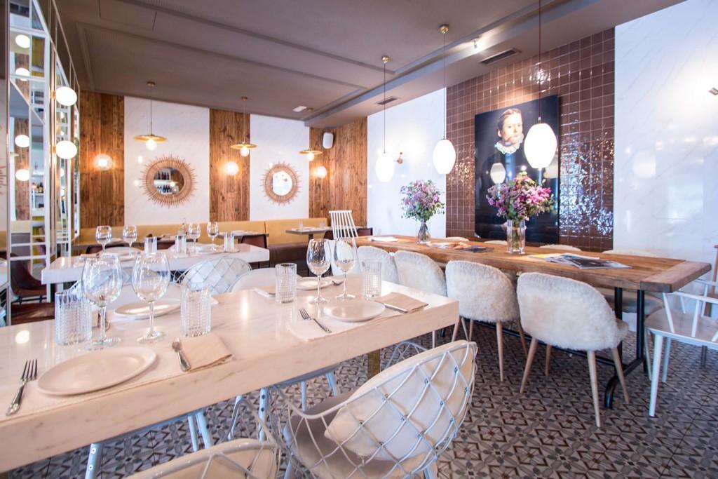 Restaurant Lady Madonna in Madrid