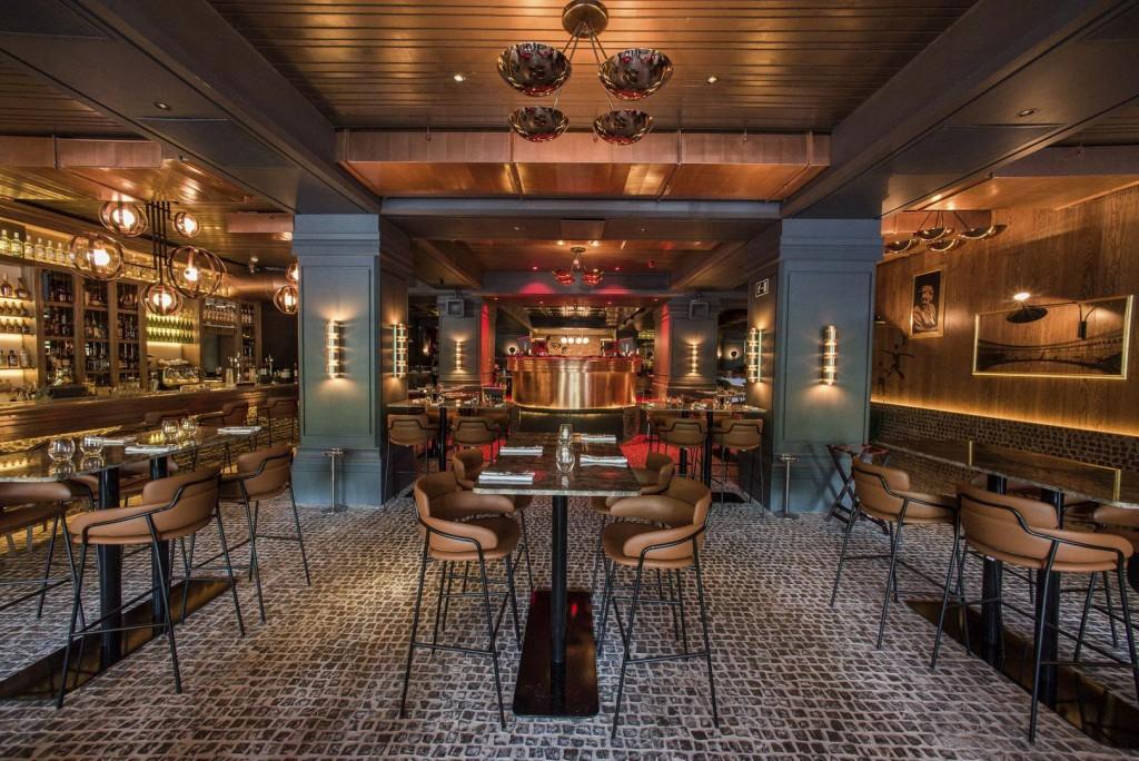Restaurant Tatel in Madrid