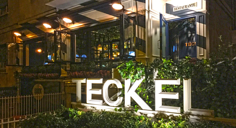 Restaurant Teckel in Madrid