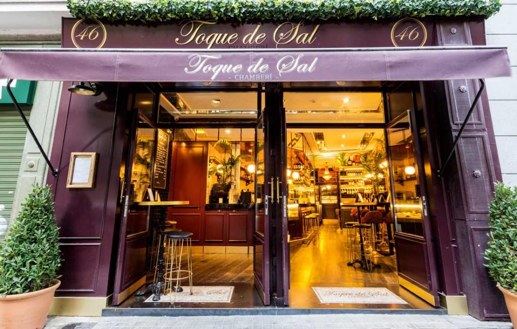 Restaurant Toque de Sal in Madrid