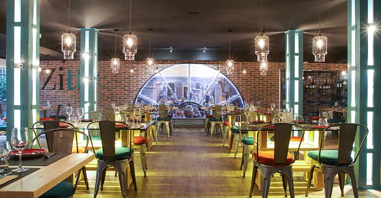 Restaurant Zitty in Madrid