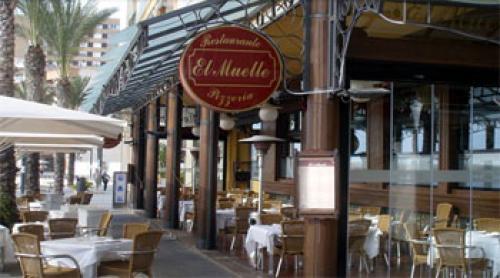 Restaurant El Muelle in Torrevieja