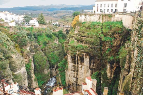 Ronda Malaga Province
