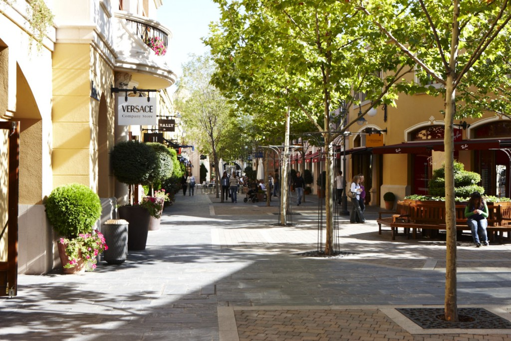 Las Rozas Village in Madrid