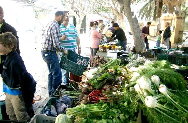 Guadalhorce Ecological Market in Malaga